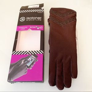 Isotoner signature Thinsulate Smart Touch Gloves